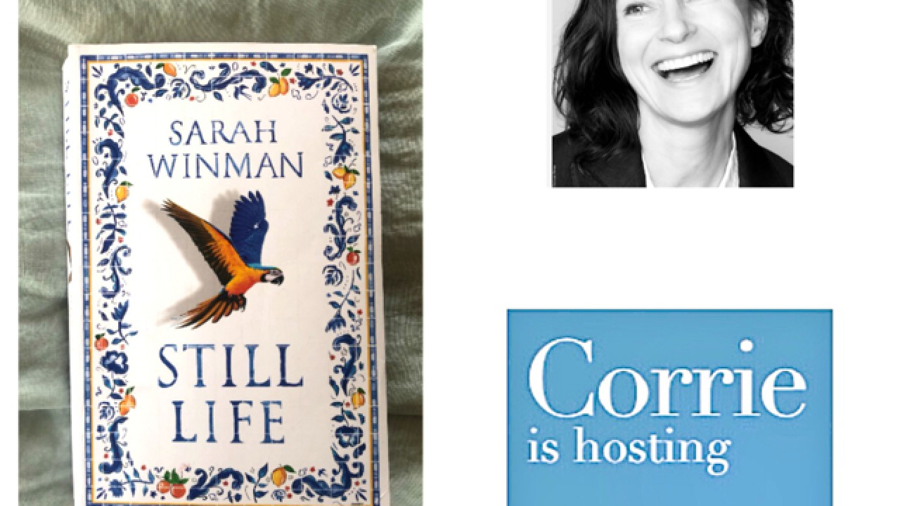 Event at My Bookshop: Corrie Perkin in Conversation with Sarah Winman