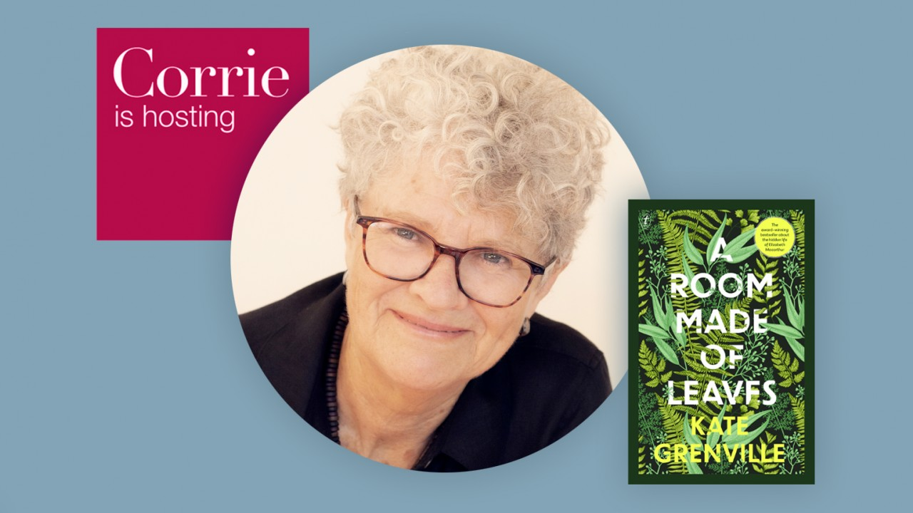 Event at My Bookshop: Katie Grenville in conversation with Corrie Perkin